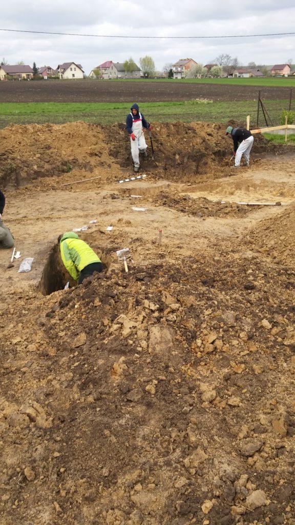 archeologii ciąg dalszy