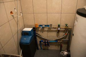 Stacja zmiękczania wody BWT