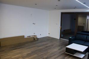 pomalowany salon