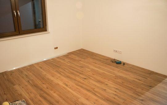 Dzień 163-168- Malowanie i panele podłogowe