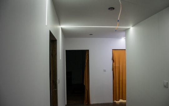 Dzień 169-172 – Malowanie i oświetlenie LED