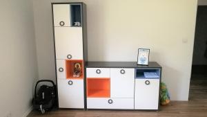 pokój dziecka - mebelki