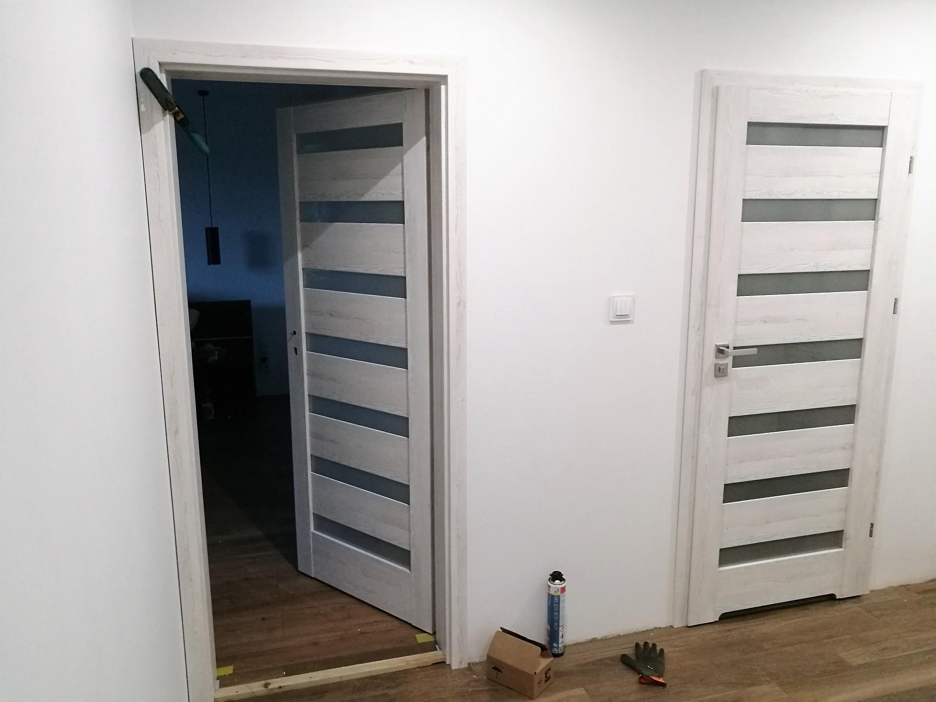 drzwi wewnętrzne porta sosna norweska