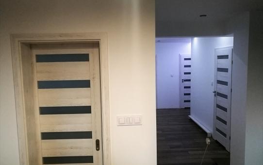 Montujemy drzwi wewnętrzne